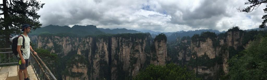 wulingyuan china zhangjiajie