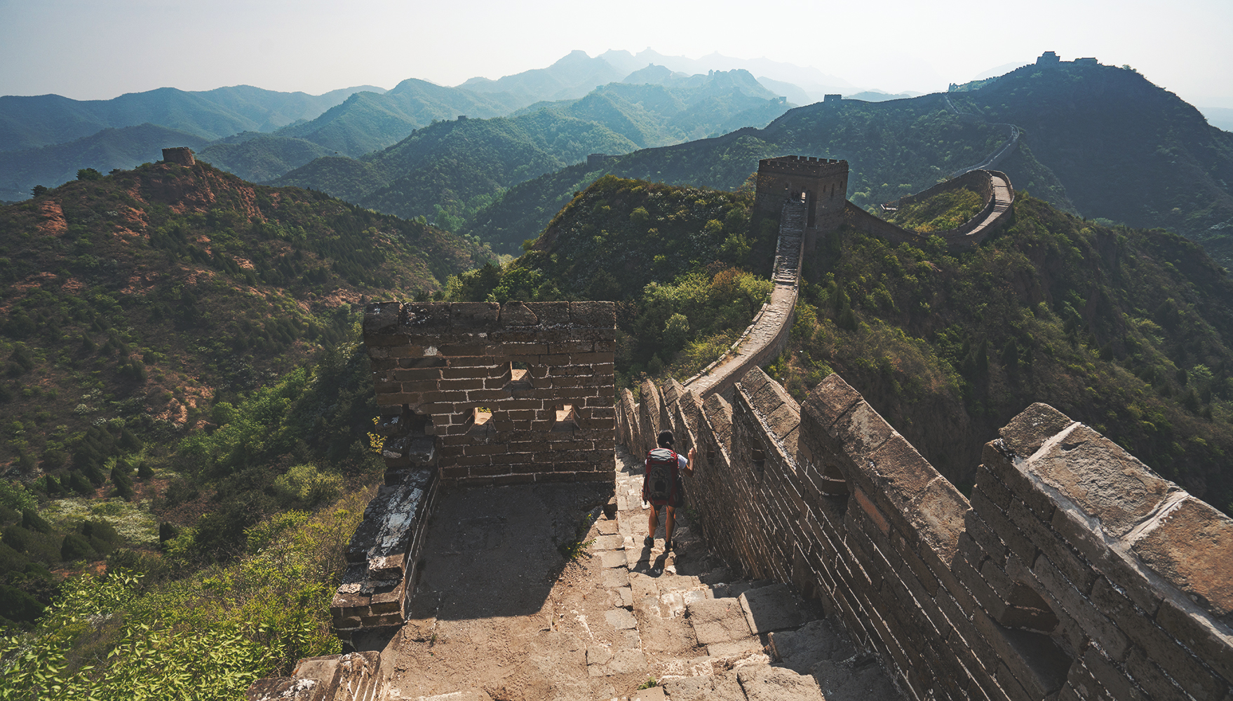 jinshanling hike