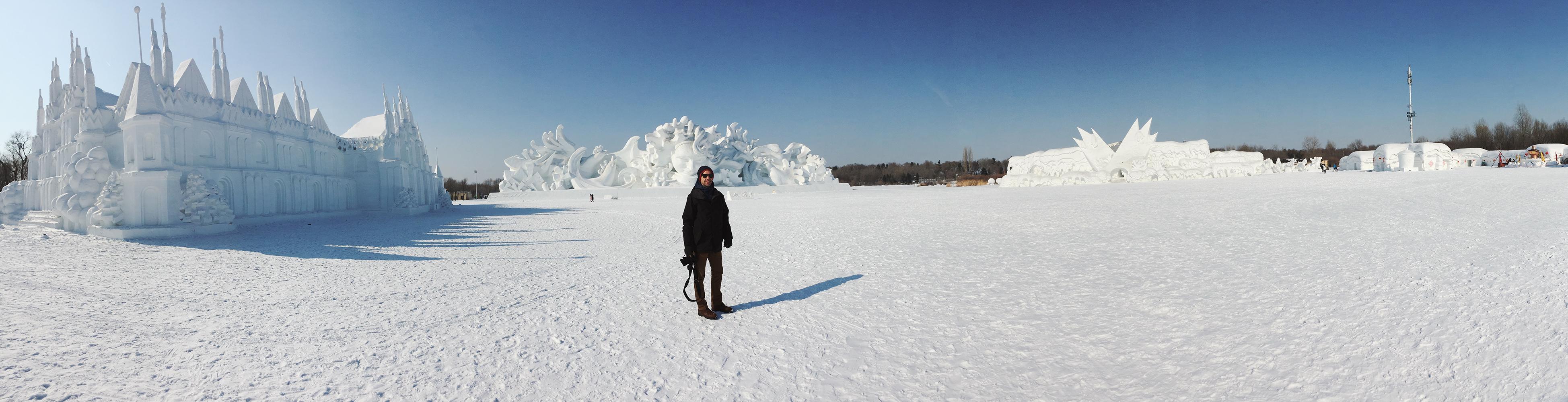 Snow Ice festival