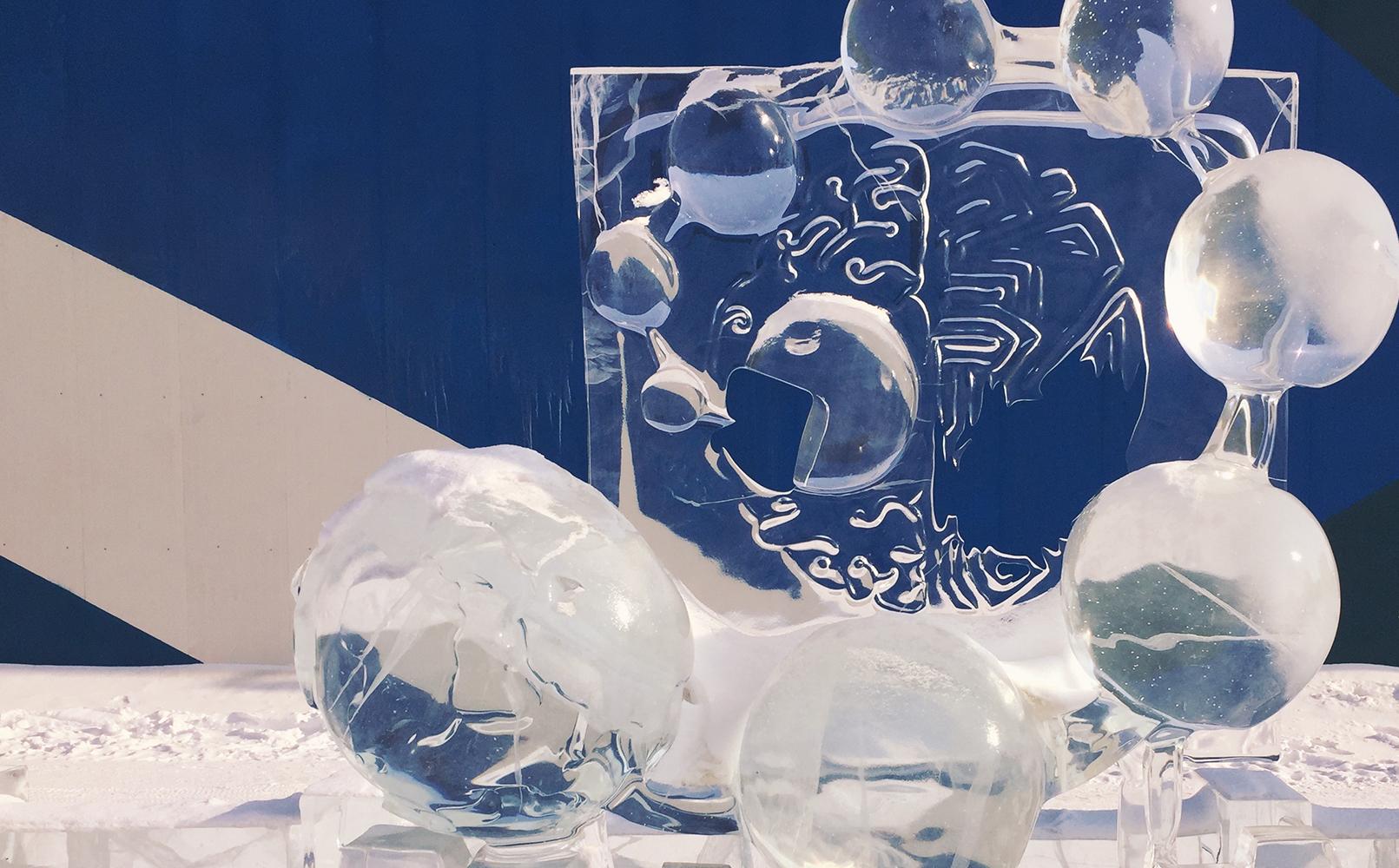 pacman ice