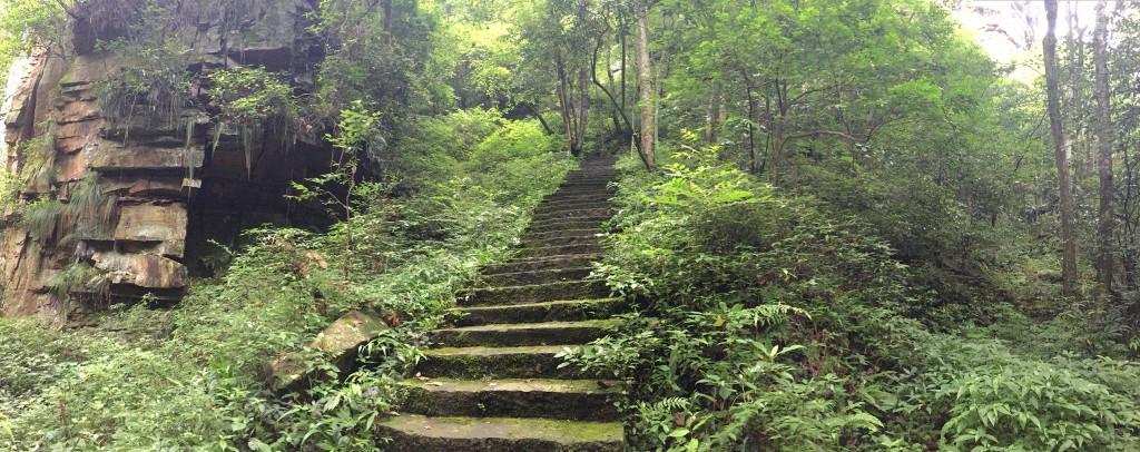 wulingyuan trails