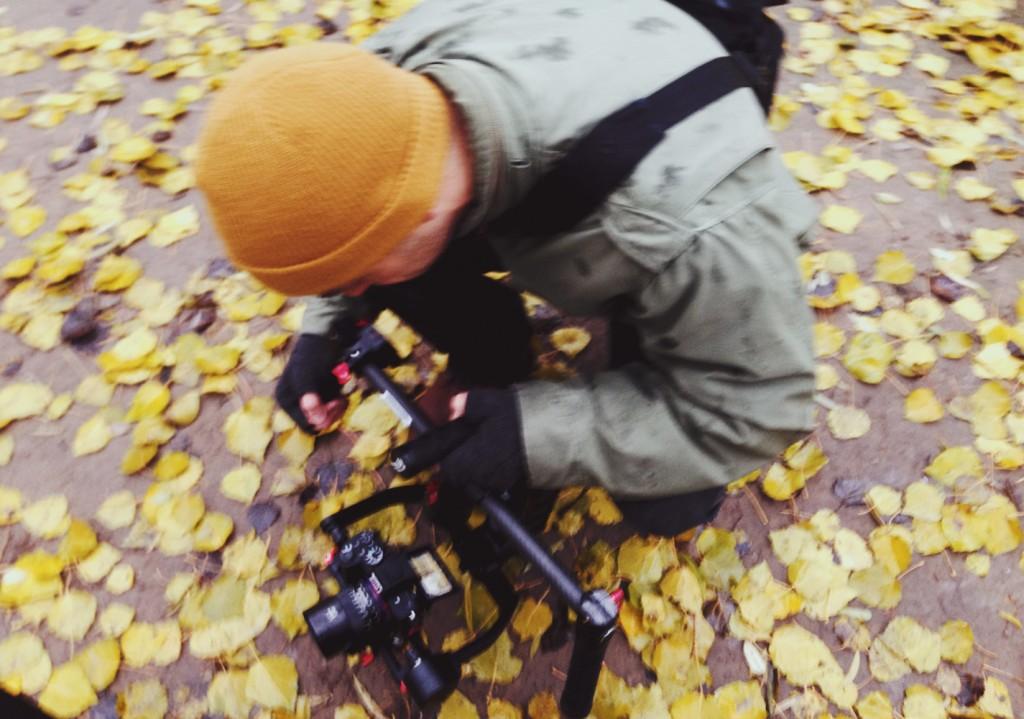 Ronin filming