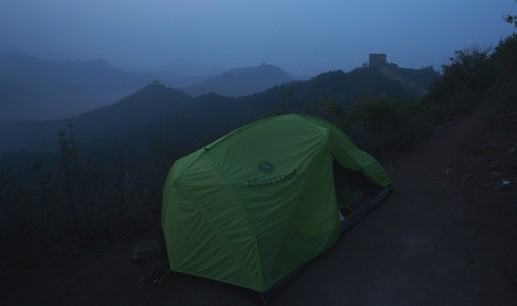 camp great wall