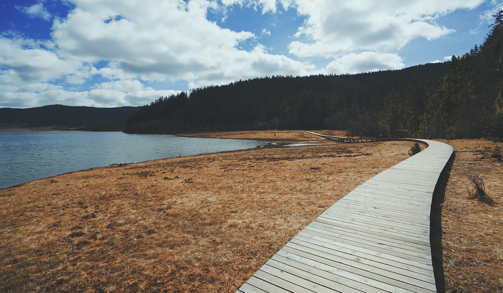 Shudu lake