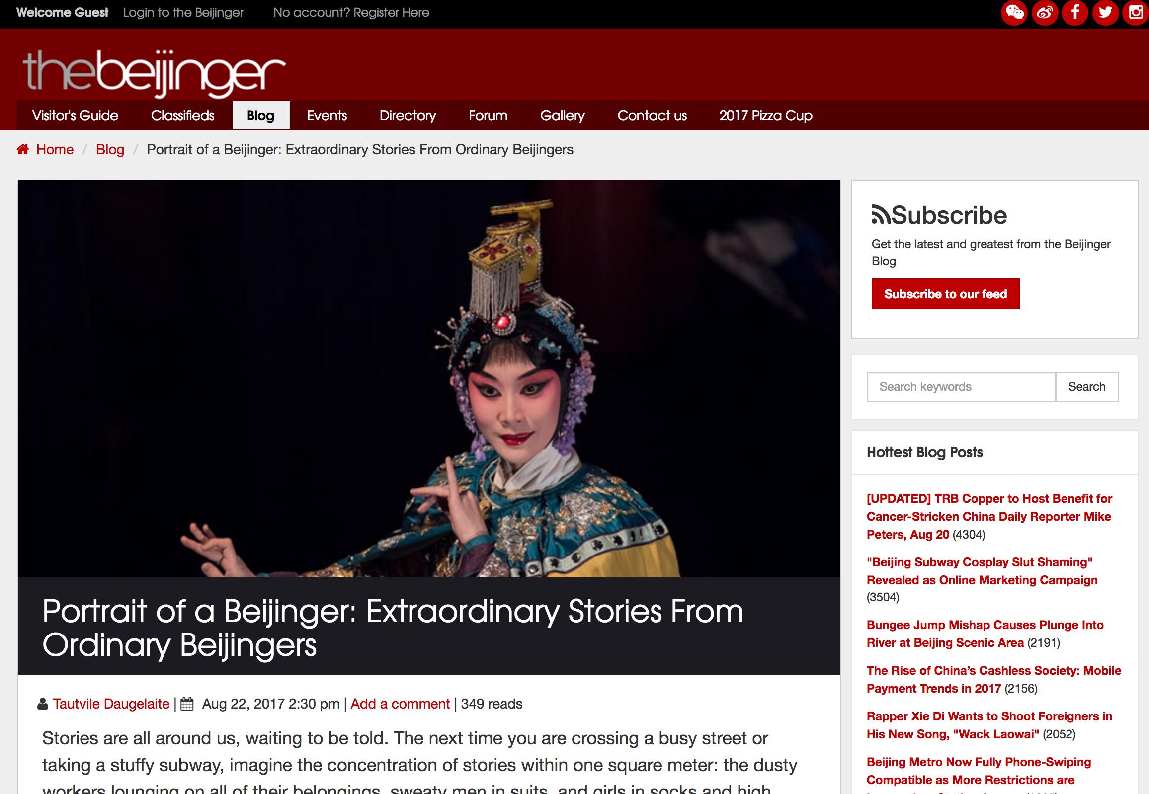 beijinger website